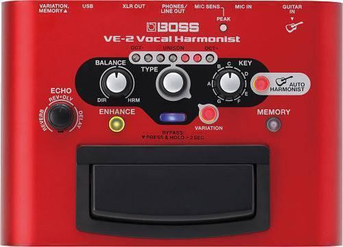 Procesador De Voz Boss VE-2