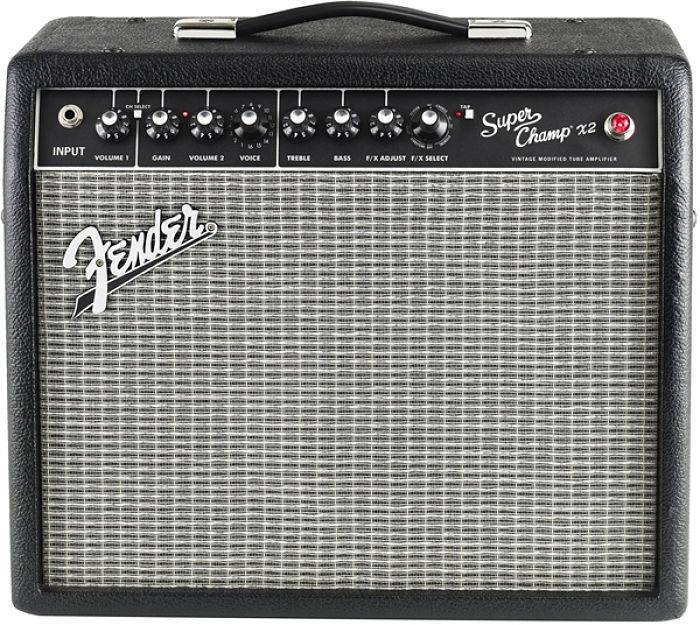 Amplificador Fender SuperChamp x2 Bulbos 2223000000