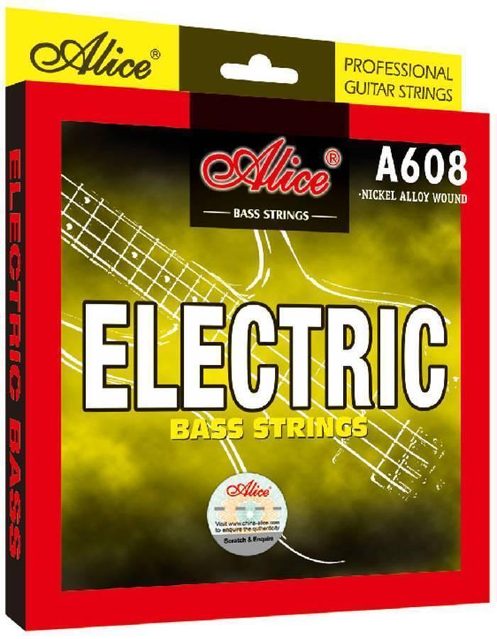 ENC. BAJO ELEC NICKEL DE 5 CUERDAS 045-130