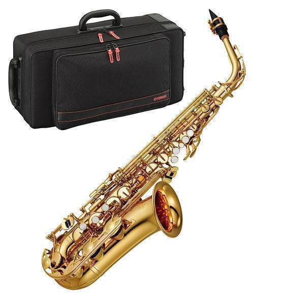 saxofon alto yamaha yas 280. Black Bedroom Furniture Sets. Home Design Ideas