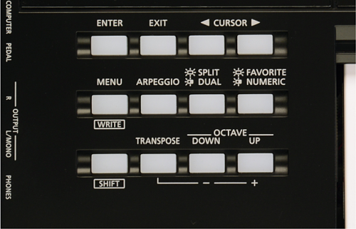 Sintetizador Expandible Roland XPS-10 con Sampler