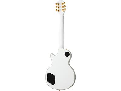 Guitarra Electrica Epiphone Les Paul CUSTOM PRO  Blanca