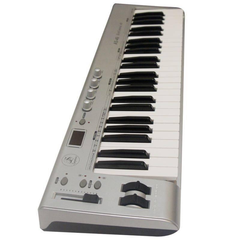 Controlador USB/MIDI Symphonic 49 teclas AS-49