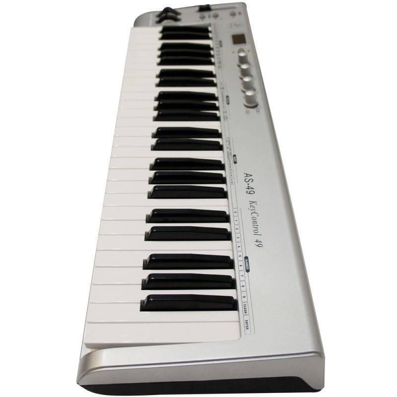 Controlador USB/MIDI Symphonic AS-49
