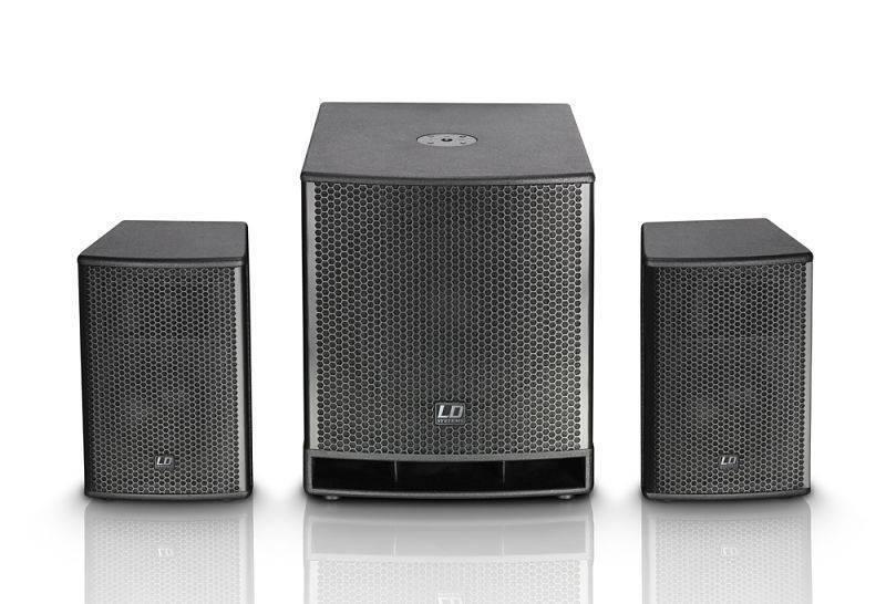 LD Systems Dave 15 G3 Sistema de Audio