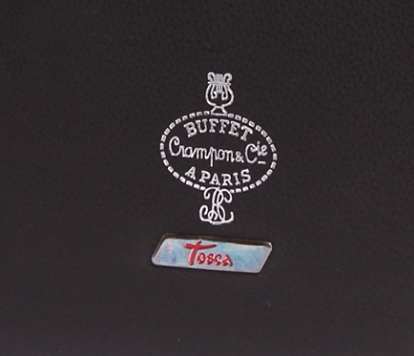 Clarinete Buffet Crampon Tosca BC1250L