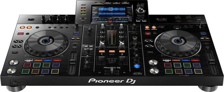 Controlador Pioneer XDJ-RX2