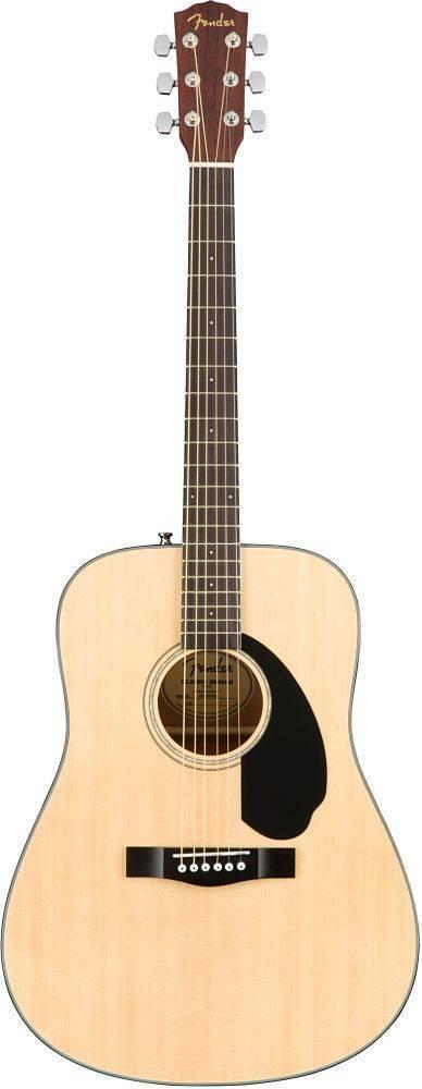Guitarra acustica Fender CD-60S Natural