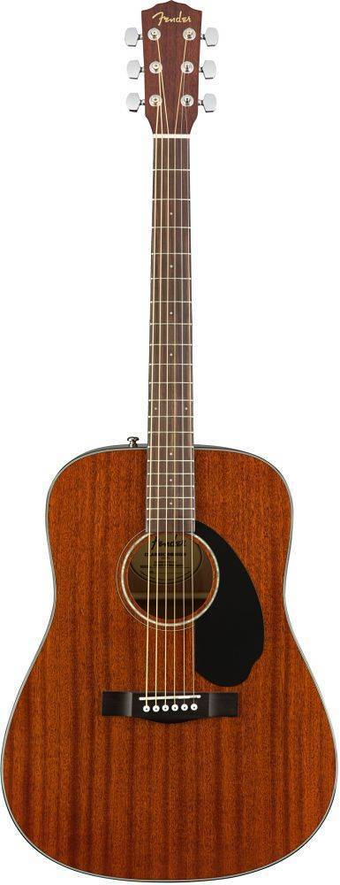 Guitarra Acustica Fender Cd-60s All Mahogany Caoba