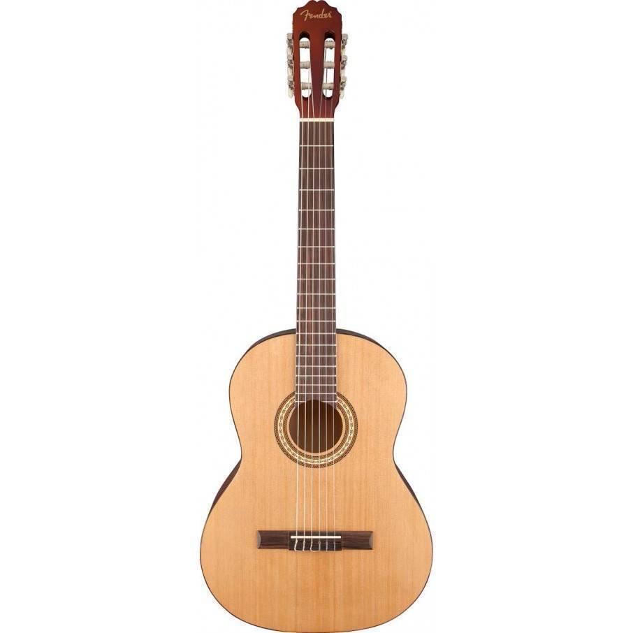 Guitarra Fender Natural FC-1