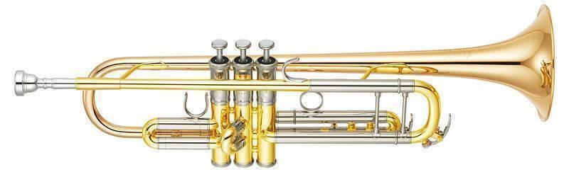 Trompeta Yamaha YTR-8335G Bb Xeno Latón Dorado