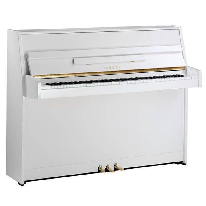 Piano Vertical Yamaha JU-109WH Blanco