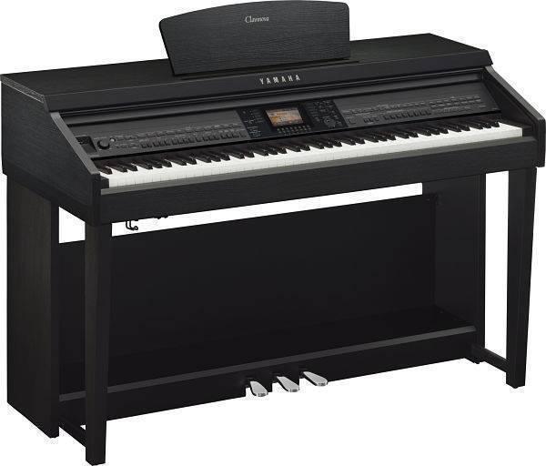 Piano Clavinova Yamaha CVP-701B Color Negro