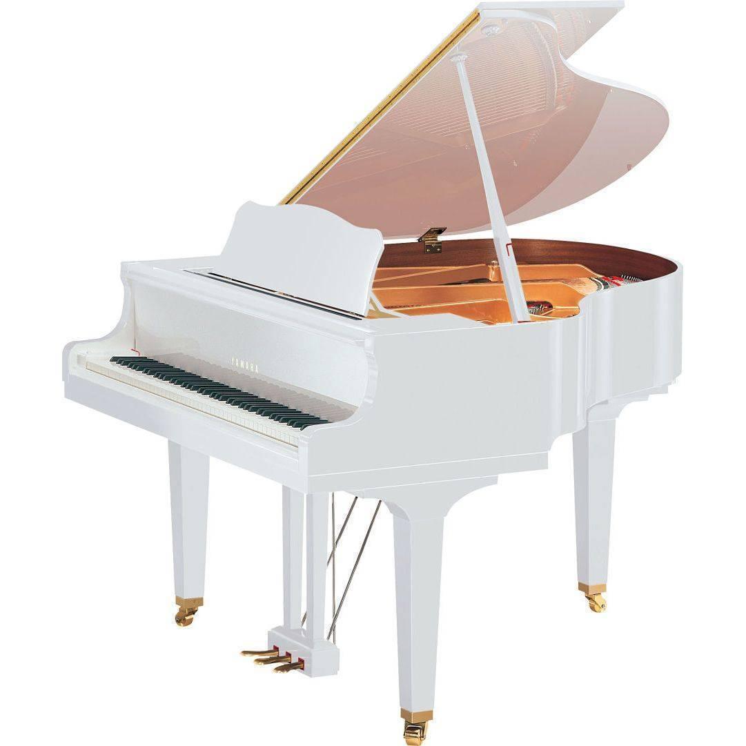 Piano de Cola Yamaha GB1 de 149 CM Blanco