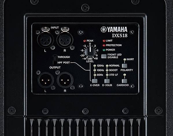 Subwoofer DXS18 Yamaha
