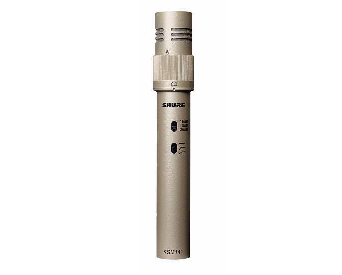 Microfono Shure KSM141/SL
