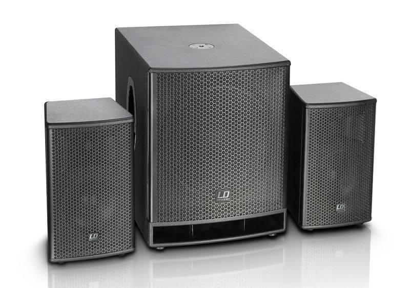 DAVE 18G3 Sistema de Audio Profesional LD Systems