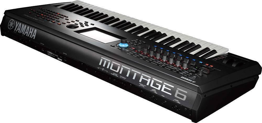 Sintetizador Yamaha Montage 6