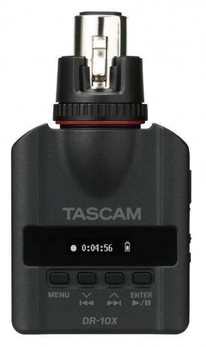 Grabadora Portatil Tascam DR-10X