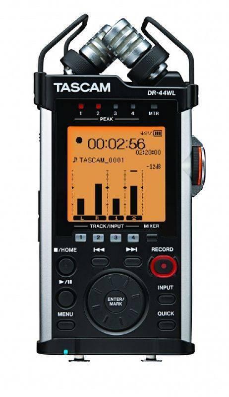 Grabadora Portatil Tascam DR-44WL