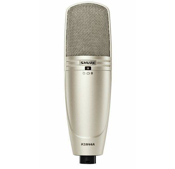 Microfono Shure KSM44A/SL Color Cristal