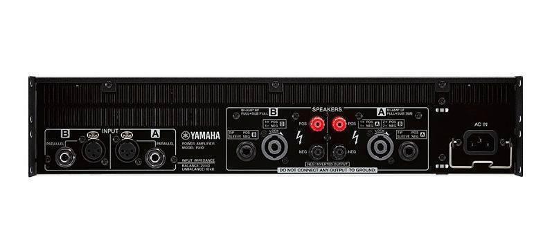 Amplificador Yamaha PX10