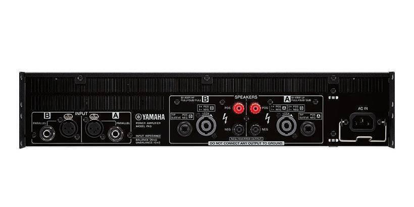 Amplificador Yamaha PX8