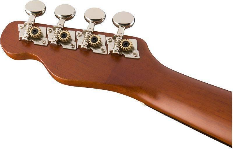 Ukulele Fender Veince Soprano Ukulele Cereza