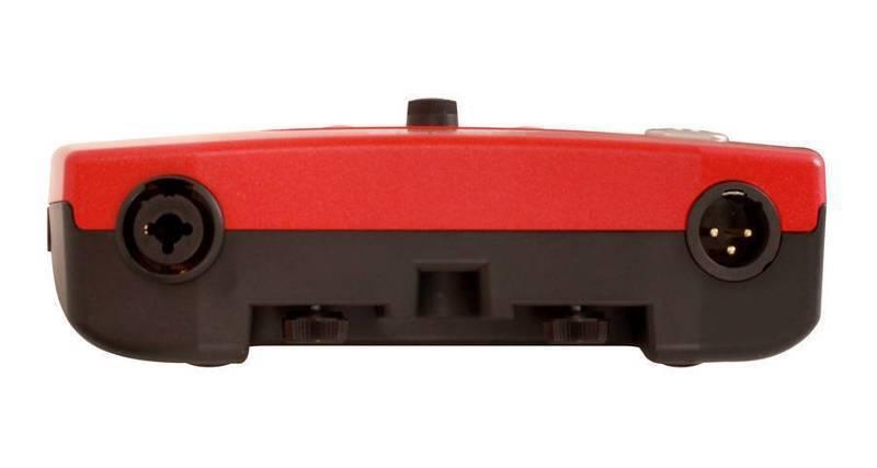 Procesador Vocal Roland  VE-5 con efectos color Rojo