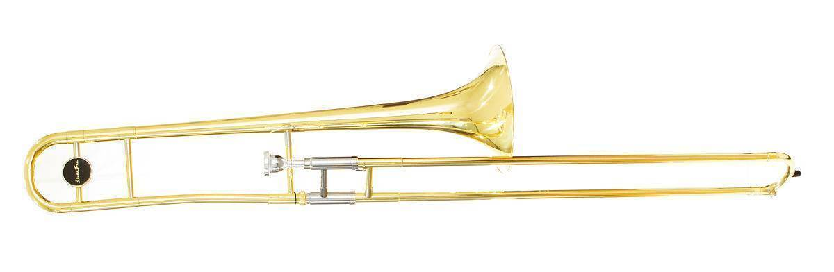 Trombon De Vara Silvertone SLTB018 Laqueado
