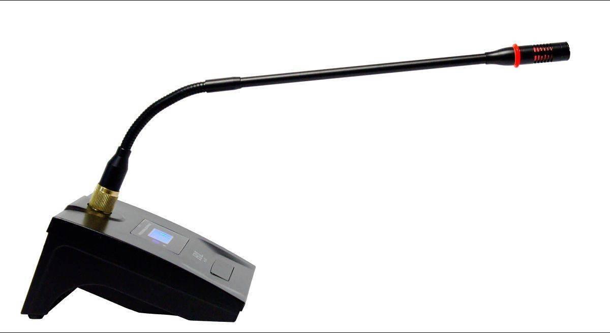 HL-4C Sistema de 4 micrófonos inalámbricos para conferencias HIGH LINE