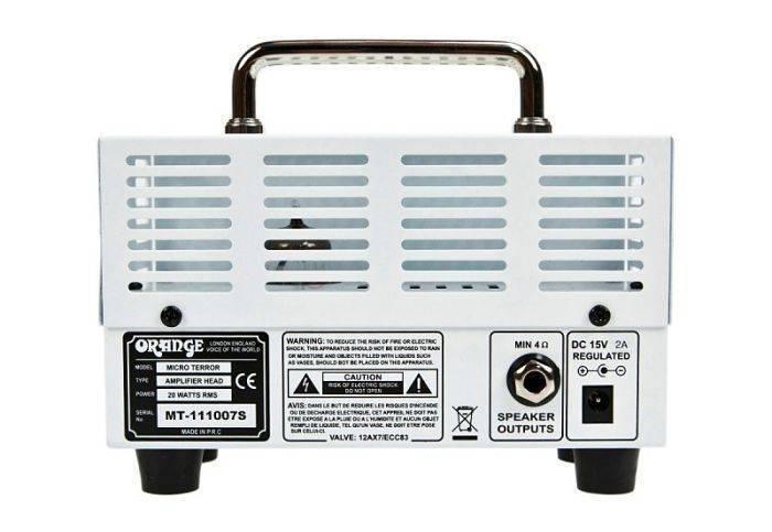 Amplificador Orange Micro MT20
