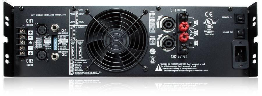 Amplificador de 2 canales RMX5050A QSC