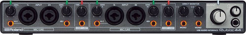 Interfase Profesional Roland Rubix44