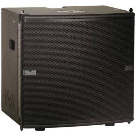Sistema Mini Digital Vertical Array DVA MS12