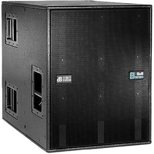 Bafle amplificado arreglo lineal DVA-S1518N