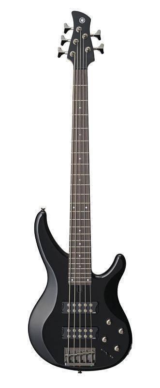 Bajo Yamaha 5 cuerdas TRBX305 Negro