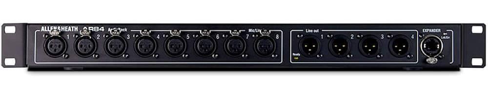 AudioRacks para Mezcladora Digitales Serie AR84