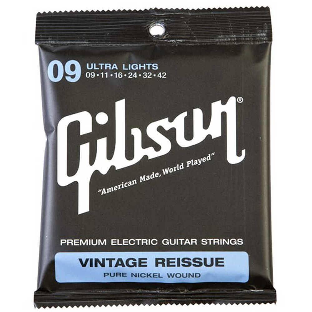 Juego de Cuerdas Gibson Seg-VR9