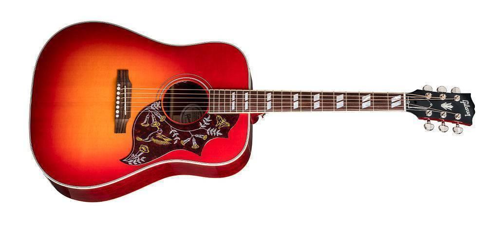 Guitarra Electro Acustica Gibson Hummingbird
