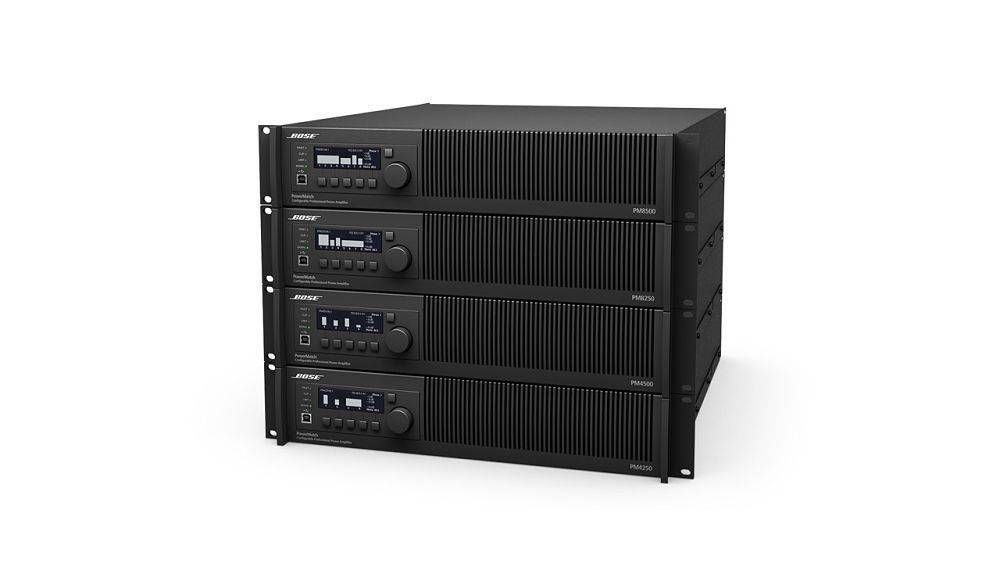 Amplificador PowerMatch PM4500 / PM4500N