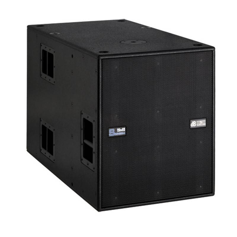Bafle amplificado arreglo lineal DVA-S2585N
