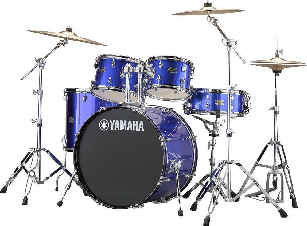 Bateria Rydeen Yamaha Azul RDP2F5