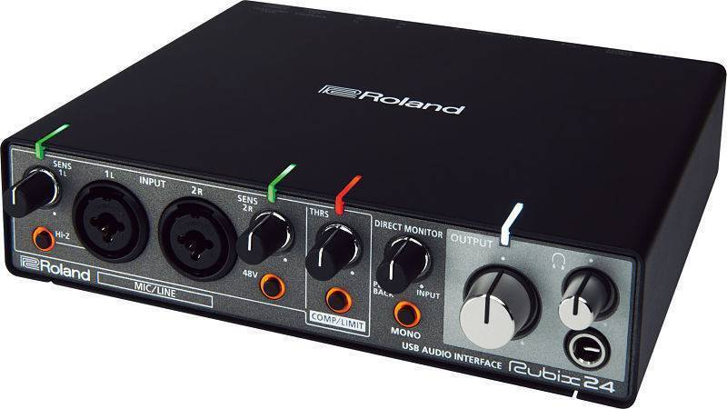 Interfase Profesional Roland Rubix24