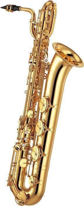 Saxofon Baritono Yamaha YBS62E