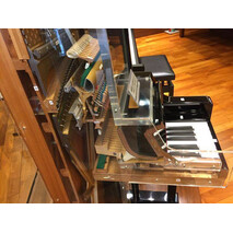 mecanismo de piano vertical