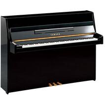 Piano Vertical Yamaha JU109 Negro Brillante de 109 cm.