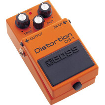 Pedal Efecto Boss Distortion