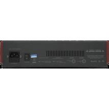 Mezcadora de 6 canales 3 bandas de equalizador, efectos 16dsp y USB