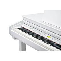 Piano de Cola Kurzweil KAG100 acabado Blanco Brillante